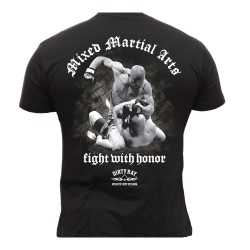 MMA FIGHT WITH HONOR