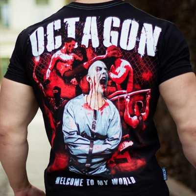 OCTAGON WELCOME TO MY WORLD /PREMIUM/
